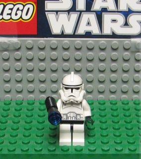 STAR WARS LEGO MINI FIGURE  MINI FIG  EP 3 CLONE TROOPER  7655