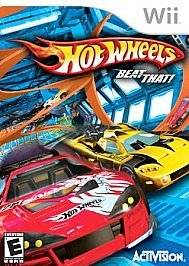 Hot Wheels Game in Video Games