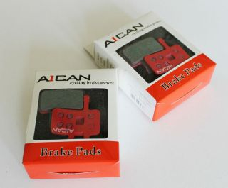 NEW Aican Bike Bicycle MTB Disc Brake Pads AVID Juicy / BB7, 2 pairs