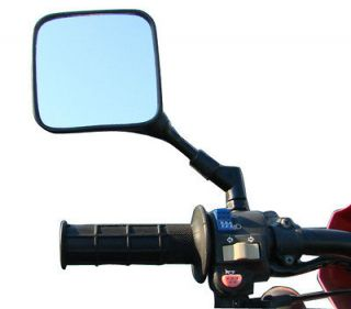 Dual Sport Dirt Bike Motorcycle Mirrors for Honda XL XR 250 400 600