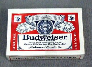 Collectibles > Breweriana, Beer > Playing Cards