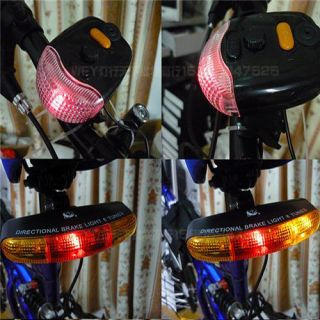 Bicycle Bike turn light  turn signal warning light Horn