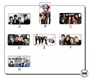 big time rush case in Cell Phones & Accessories