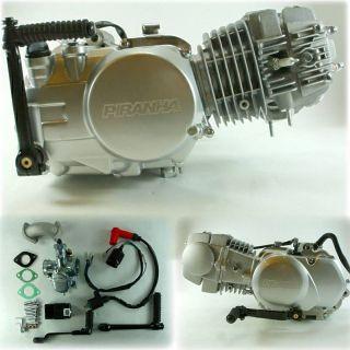 125cc Piranha Pit Bike Engine Dirt ATV70 CRF50 CRF70
