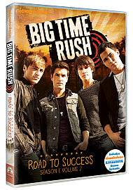 Big Time Rush   Season 1   Volume 2 NEW DVD