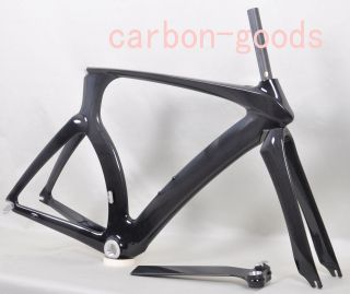 Carbon road bike frame Triathlon Time Trial/TT bike frame&fork aero