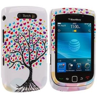 Love Tree Hard Case Cover for Blackberry Torch 9800 9810 Phone