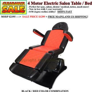 electric massage table in Massage