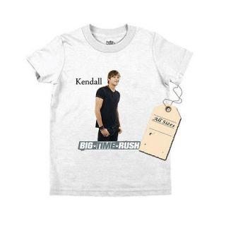 Kendall  Big Time Rush T shirt