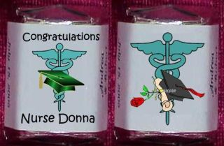 Doctor Nurse Medical Personalized Candy Wrappers PARTY Favors