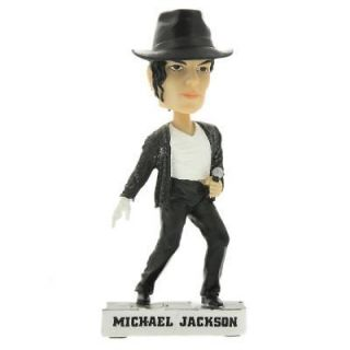 Michael Jackson Bobblehead Doll Officially Licensed MJ King of Pop