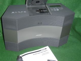 BOSE ACOUSTIC WAVE MUSIC SYSTEM~RADIO/CD~NEWEST MODEL OF CD 3000