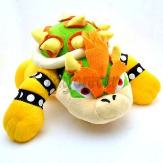 super mario bowser plush in TV, Movie & Video Games