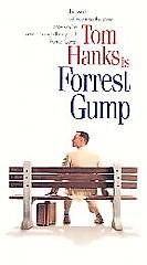 Forrest Gump (VHS 95) Classic Tom Hanks Movie, Run Forest Run, Used