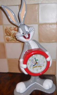 bugs bunny alarm clock in Collectibles