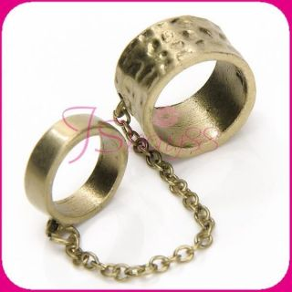 brass knuckle ring in Fashion Jewelry