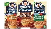 quaker instant oatmeal in Cereals, Grains & Pasta