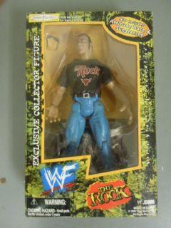 1999 JAKKS WWF WWE EXCLUSIVE WRESTLING ACTION FIGURE WITH SUNGLASSES