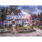Dennis Lewan 1000 Piece Jigsaw Puzzle American Holiday