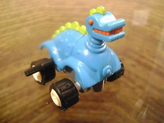 VINTAGE 1980S BURGER KING KIDS CLUB WIND UP DINOSAUR TOY IN ORIGINAL
