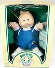 Original Cabbage Patch Kids Doll 1985 Regan Noelle Birth Certificate