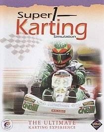 KARTING 1   Classic Kart Cart Racing Simulation PC Game   BRAND NEW