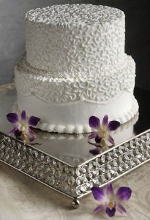 wedding cake stands in Cake Stands & Plates
