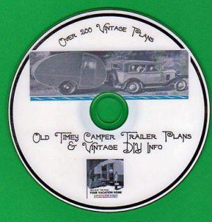 230 Old Timey Tear Drop & Camper trailer Boat tractor go Kart bike