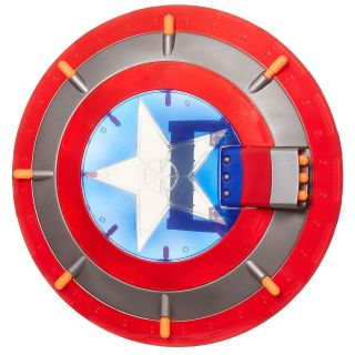 The Avengers Captain America Attack Shield