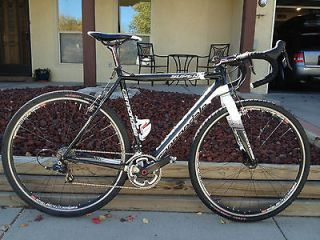 Cannondale SuperX Carbon Cyclocross Bike   2012   Stans Notubes wheel