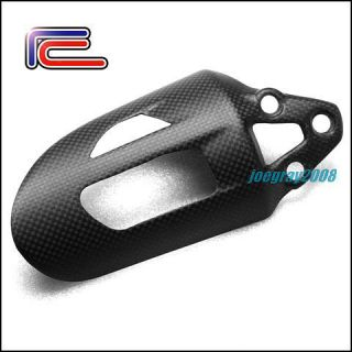 RC Matte Carbon Fiber Shock Cover Protection DUCATI 1199 Panigale S