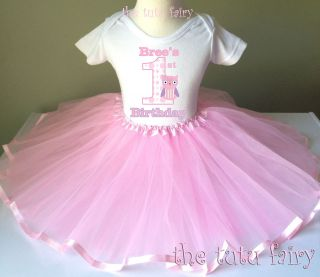 Owl Birthday Shirt t shirt name age 1st first 2nd & tutu set outfit