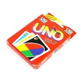 Family Fun UNO H2O Card Game Playing Card yz09