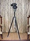 VINTAGE CANON SCOOPIC 16 MM PROFESSIONAL CAMERA WITH TRIPOD PARAMOUNT
