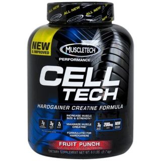 Cell Tech Performance Series, MuscleTech, 3 Lbs., 1.4 kg., Creatine