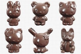 hello kitty chocolate mold in Collectibles