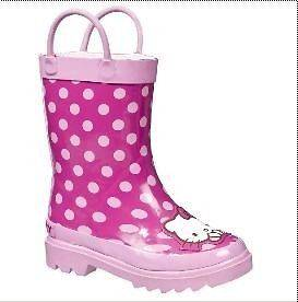 hello kitty rain boots in Kids Clothing, Shoes & Accs