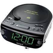 Sony Icf Cd815 Am/Fm Cd Clock Radio