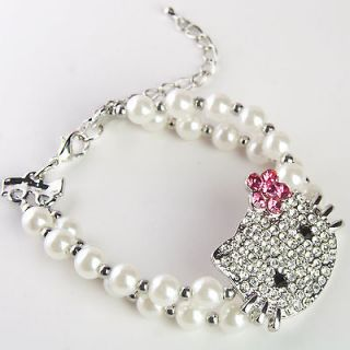 hello kitty bracelet in Jewelry & Watches