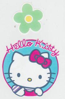 HELLO KITTY SANRIO FLOWER WALL BORDER SET PEEL & STICK CHARACTER