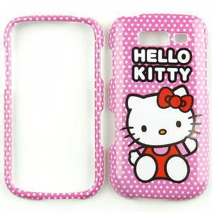 Hello Kitty Pink Phone Case Cover For T Mobile Samsung Galaxy S Blaze