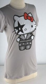 hello kitty kiss shirt in Womens Clothing