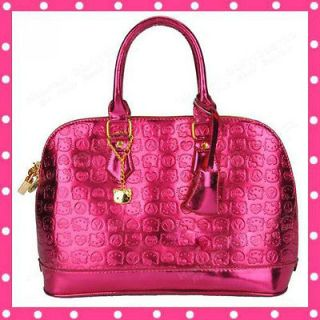 hello kitty purple bag