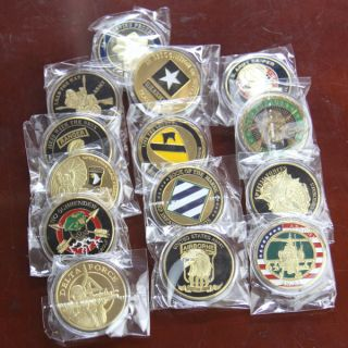 challenge coin lot in Challenge Coins