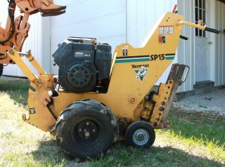 Witch 100SX Vibratory Cable Plow Irrigation Layer Vermeer Honda Motor