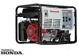 Honeywell 7000 Watt Generator GX390 Honda ES #HW7000E R