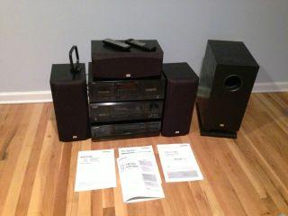 Complete Onkyo Home Stereo System (Hoboken, NJ)