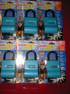 Key Lock Box real estate supra REALTOR SHURLOK boxes