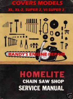 homelite super xl in Chainsaws