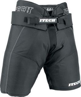 Itech HP 4000w Womens Womens Ladies Ice Hockey Pants Blk. Free S/H